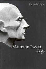 Cover of: Maurice Ravel