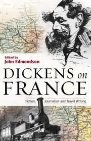 Cover of: Dickens on France