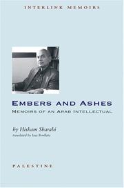 Cover of: Embers and Ashes | Hisham Sharabi