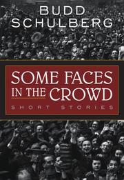 Cover of: Some faces in the crowd