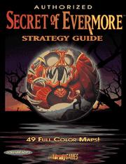 Cover of: Authorized Secret of Evermore(tm) Strategy Guide | PETERSEN & GARRETT