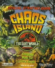 Cover of: CHAOS ISLAND OFFICIAL GUIDE