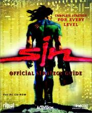 Cover of: Sin Official Strategy Guide | Craig Wessel