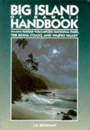 Cover of: Big Island of Hawaii Handbook | J. D. Bisignani