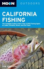Cover of: Moon California Fishing | Tom Stienstra