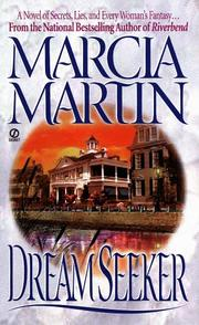 Cover of: Dreamseeker | Marcia Martin Donna parker