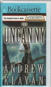 Cover of: Uncanny, The