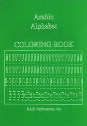 Cover of: Arabic Alphabet Coloring Book