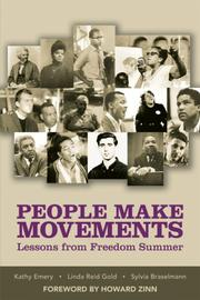 Cover of: People Make Movements | Kathy Emery