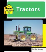 Cover of: Tractors (Machines at Work) | Hal Rogers