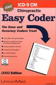 Cover of: ICD-9 CM Easy Coder
