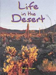 Cover of: Life in the Desert: Student Book (Ranger Rick Science Spectacular)