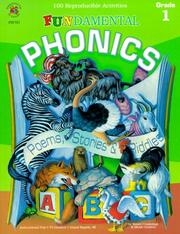 Cover of: Fun Damental Phonics Grade 1 (Fundamental Phonics Series) | Renee Cummings
