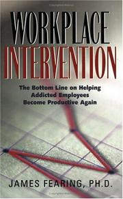 Cover of: Workplace Intervention | James Fearing