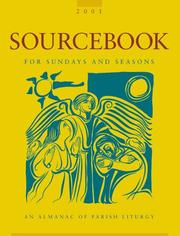 Cover of: Sourcebook for Sundays and Seasons