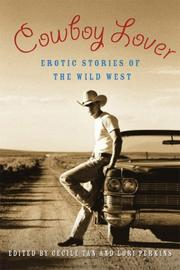 Cover of: Cowboy lover