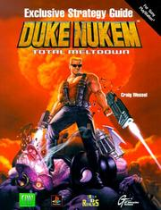 Cover of: Duke Nukem Total Meltdown; Exclusive Strategy Guide