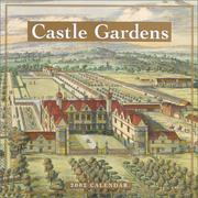 Cover of: Castle Gardens Calendar 2002 |
