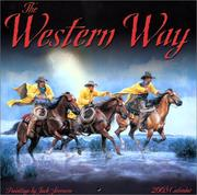 Cover of: Western Way 2003 Calendar | Jack Sorenson