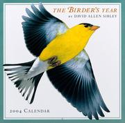 Cover of: The Birder's Year 2004 Calendar