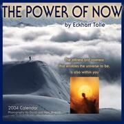 Cover of: The Power of Now 2004 Calendar | Eckhart Tolle