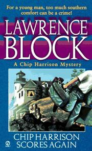 Cover of: Chip Harrison Scores Again | Lawrence Block