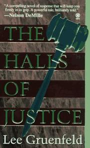 Cover of: The halls of justice