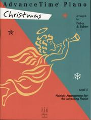 Cover of: AdvanceTime Piano Christmas