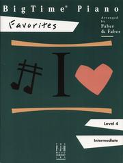 Cover of: BigTime Piano Favorites