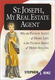 Cover of: St. Joseph, My Real Estate Agent