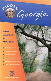 Cover of: Hidden Georgia