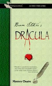 Cover of: Dracula (Mystery Theatre (Monterey))