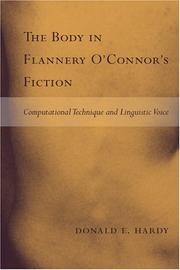Cover of: The Body in Flannery O