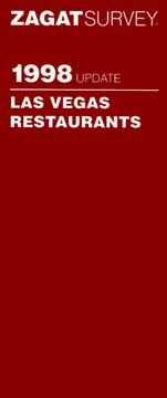 Cover of: Zagatsurvey 1998 Update Las Vegas Restaurants (Zagat) | ZagatSurvey