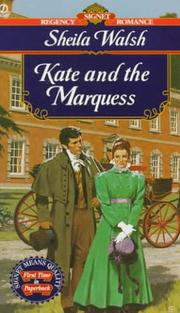 Kate and the Marquess