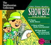 Cover of: Old-Time Radio Showbiz Teams