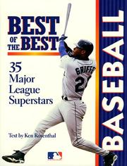 Cover of: Best of the Best | Ken Rosenthal