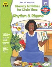 Cover of: Literacy Activities for Circle Time |