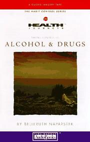 Cover of: A Meditation to Help You Recover from Alcohol & Other Drugs (The Recovery Series Health Journeys) | Belleruth Naparstek