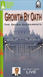 Cover of: Growth by Oath: The Seven Sacraments