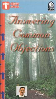 Cover of: Answering Common Objections