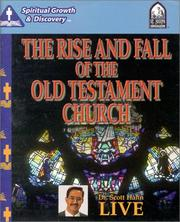 Cover of: The Rise and Fall of the Old Testament Church