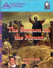 Cover of: The Sermon on the Mount