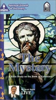 Cover of: The Mystery