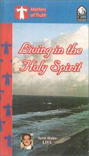 Cover of: Living in the Holy Spirit