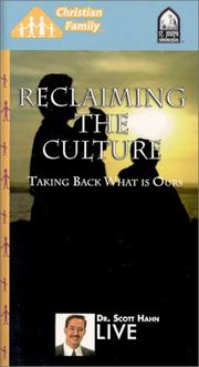 Cover of: Reclaiming the Culture