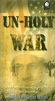 Cover of: Un-Holy War