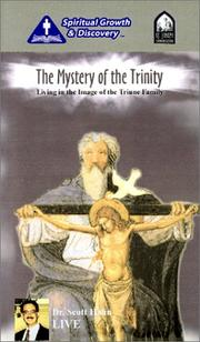 Cover of: The Mystery of the Trinity