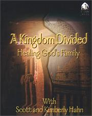 Cover of: A Kingdom Divided