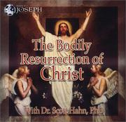 Cover of: The Bodily Resurrection of Christ